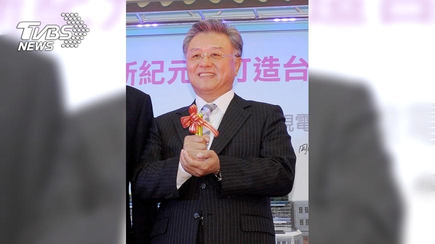 圖/中央社 陳剛信加入TVBS團隊 聘為副董兼總顧問