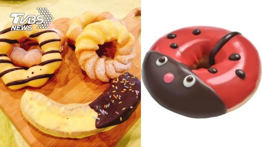 春季甜甜圈趣味開戰!芭娜娜PK昆蟲造型
