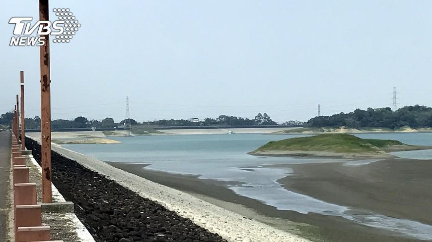 圖/中央社 水情告急 嘉義4/5第一階段限水