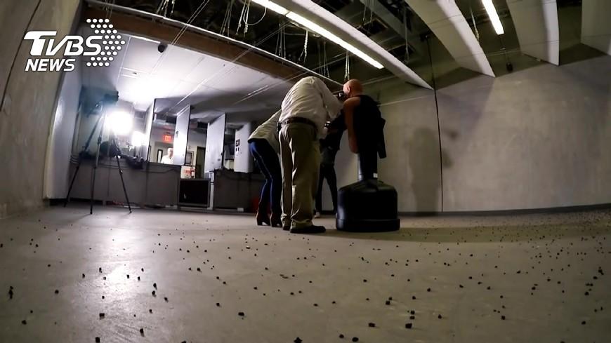 圖/達志影像路透社 哥倫比亞超薄防彈衣 19國元首搶著穿