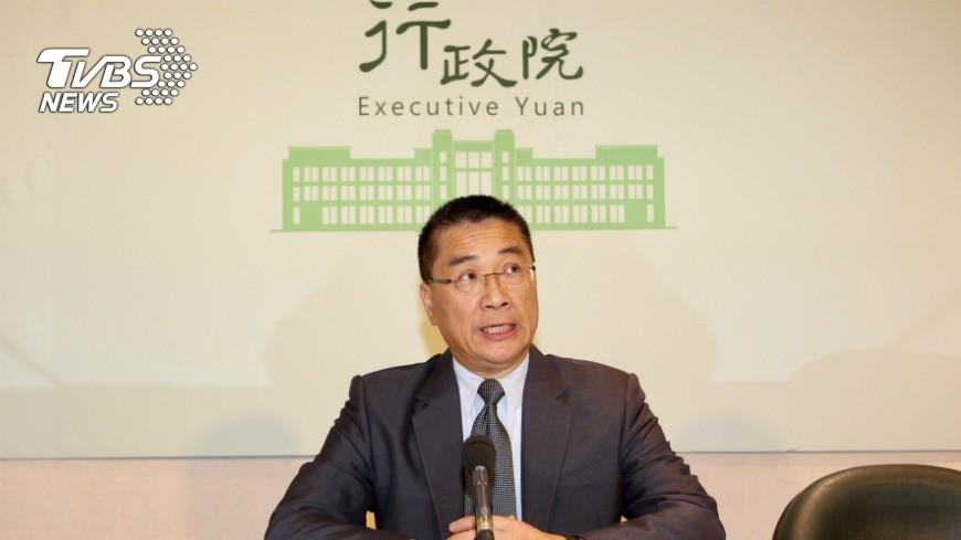 圖/中央社 政院組改6部會未完成 暫行條例擬延2年