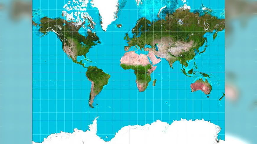 圖/新新聞 【新新聞】換一張地圖 改變學生世界觀