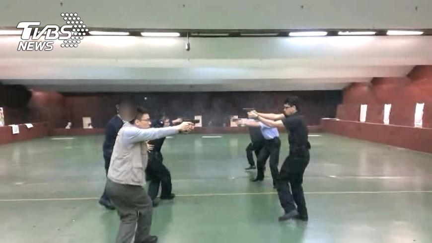 圖/TVBS 實彈訓練教官遭射癱控告長官 檢不起訴