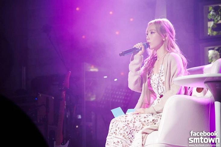 圖/소녀시대(Girls 粉絲看過來!「少時」太妍個人演唱會5月首登寶島