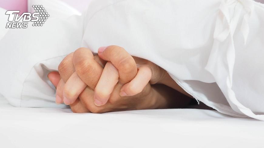 示意圖/TVBS 性行為觀念迷思 6成男性:未拒絕即同意