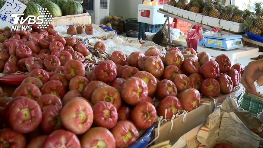 圖/TVBS 全聯年銷國產水果近千萬噸 零售通路居冠