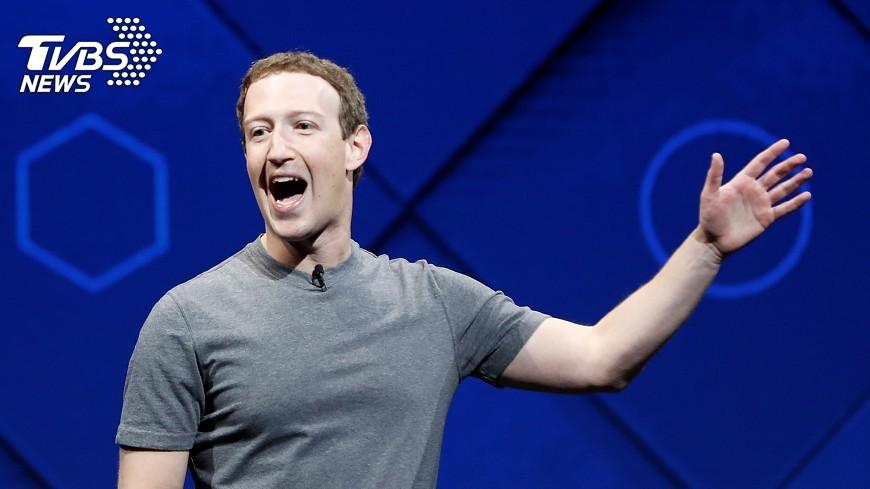 圖/達志影像路透社 臉書搭寶可夢潮流 用手機玩擴增實境