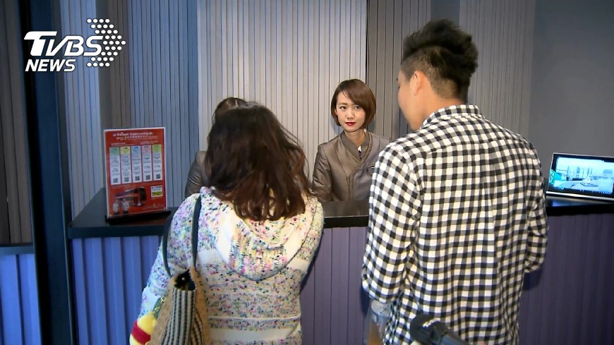 圖/TVBS 日韓自由行客變多! 士林夜市旅館跟著增