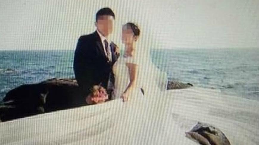 圖/擷取自澎湃新聞 誰娶妻都不知!男結婚聘200臨演充場面 新娘傻眼報警