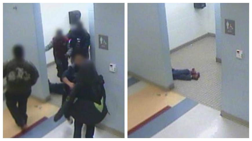 圖/DailyMail、YouTube 在學校被霸凌踹打… 8歲男童2天後住家上吊輕生亡