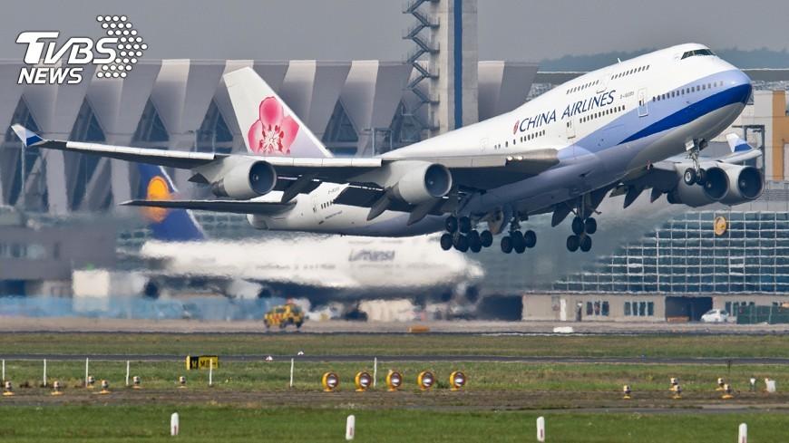 圖/TVBS示意圖。非該機 1歲嬰9小時航班狂哭鬧!商務艙+豪華經濟艙全崩潰