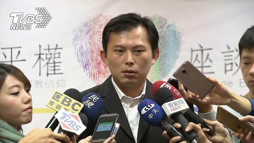 圖/TVBS 若遭罷免轉戰新北市長? 黃國昌:沒有啦