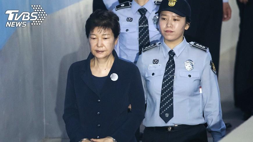 圖/達志影像美聯社 朴槿惠出庭受審 全盤否認18項指控