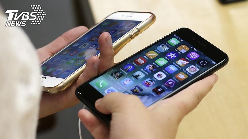 圖/達志影像美聯社 利用iPhone免費退換貨規定 他爽賺1億台幣