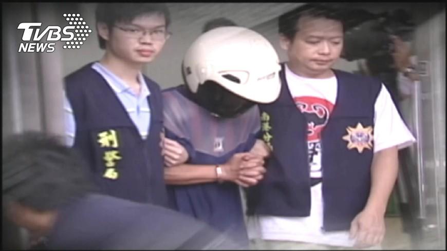 圖/TVBS 姦殺女童逃21年 蔡榮樹無期徒刑定讞