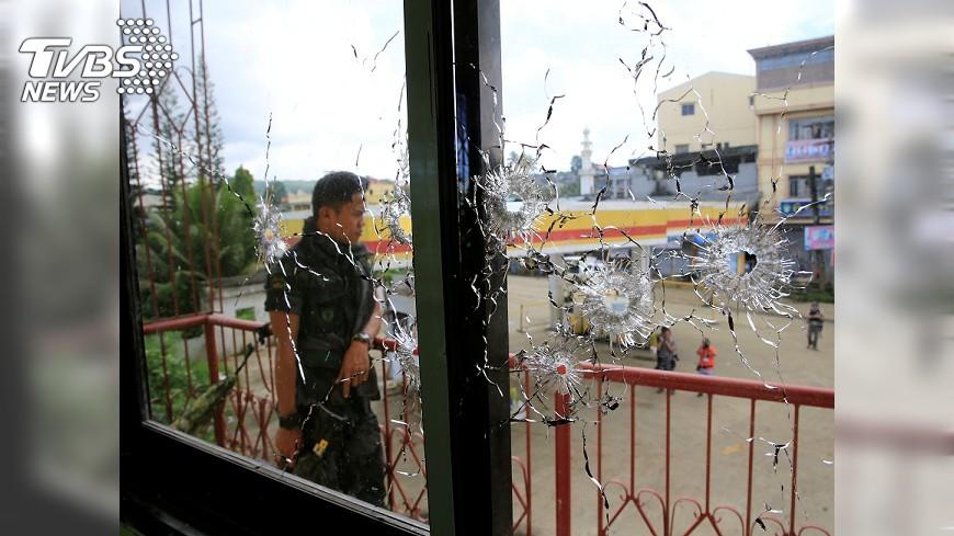 圖/達志影像路透社 清剿馬拉韋好戰分子 菲已擊斃89人