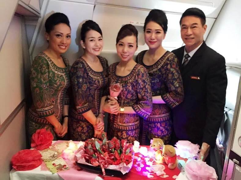 ▲圖片來源/新加坡航空官方粉絲專頁