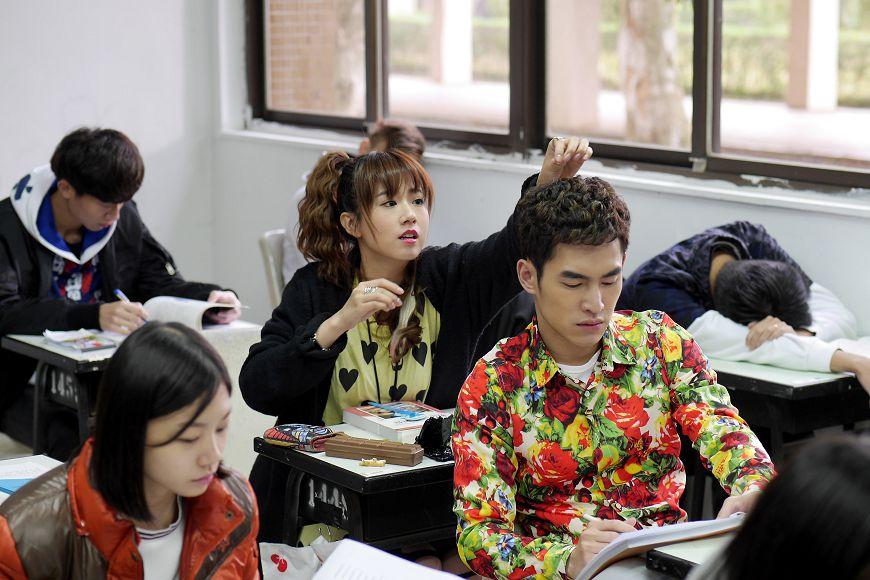 圖/TVBS 方志友耍手段製造機會 倒追小捲頭張書豪
