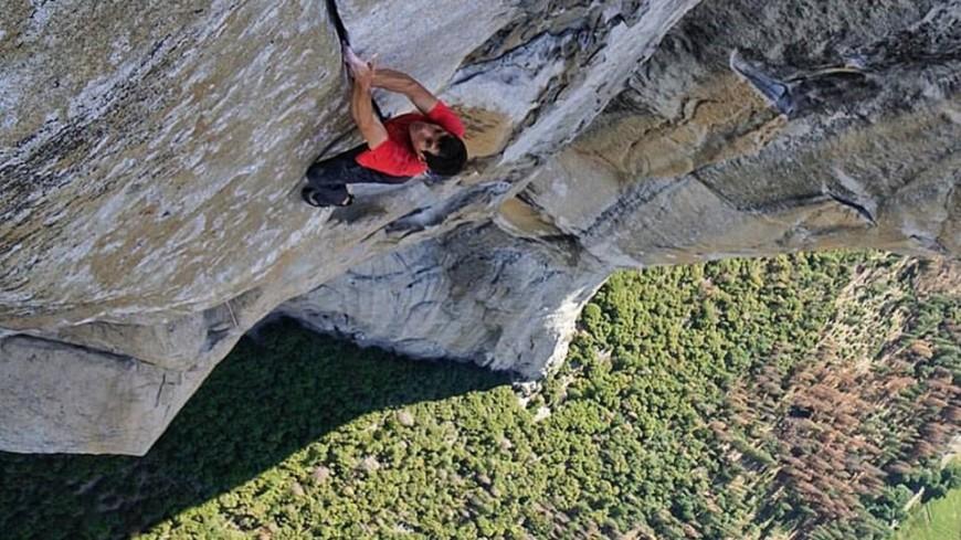 圖/Alex Honnold 臉書 加州攀岩男如蜘蛛人 徒手征服千仞峭壁