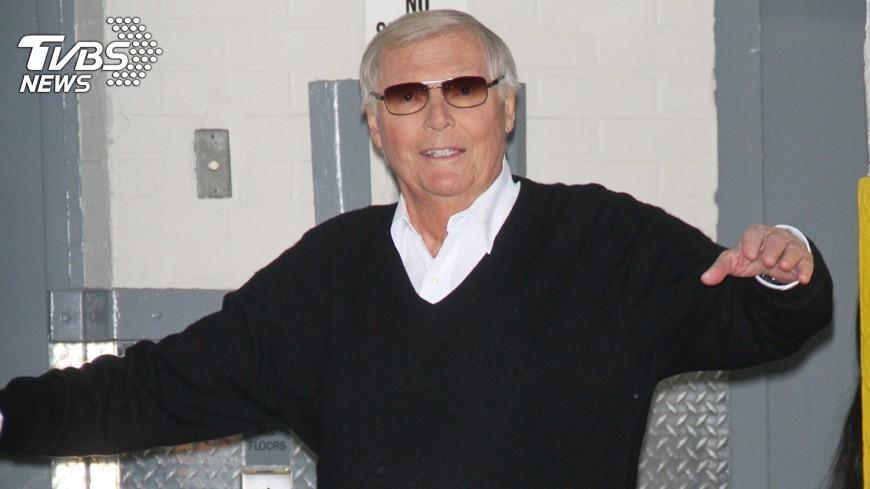 圖/達志影像美聯社 美蝙蝠俠影集演員亞當韋斯特辭世 享壽88