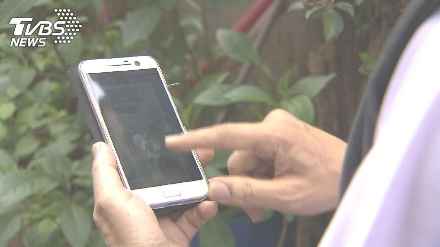 示意圖/TVBS 撿到手機…失主打來嗆告死妳 她一個動作被讚爆