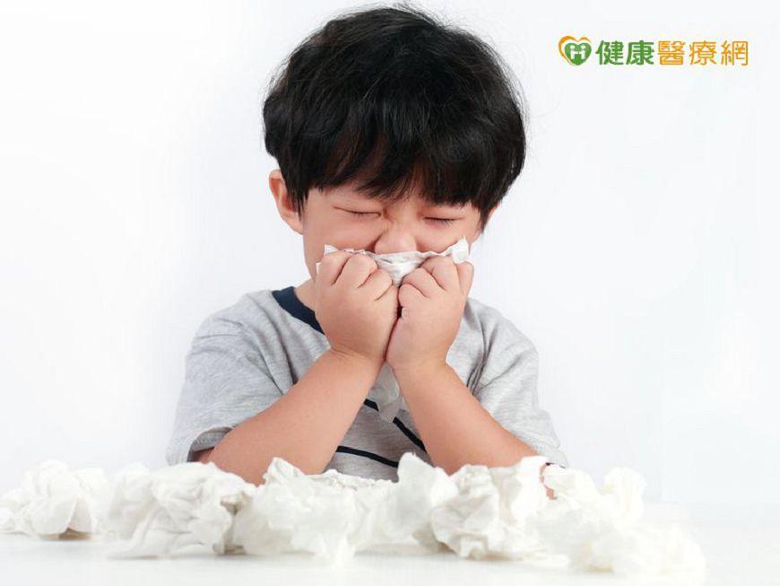 圖/健康醫療網提供 氣候潮濕悶熱 當心過敏大爆發!