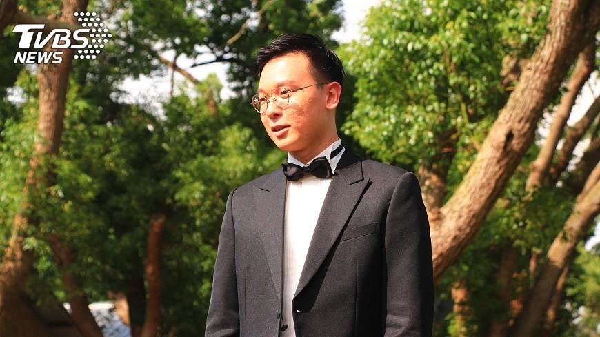 圖/中央社 傳林飛帆婚禮會場抗議 陳為廷:尊重