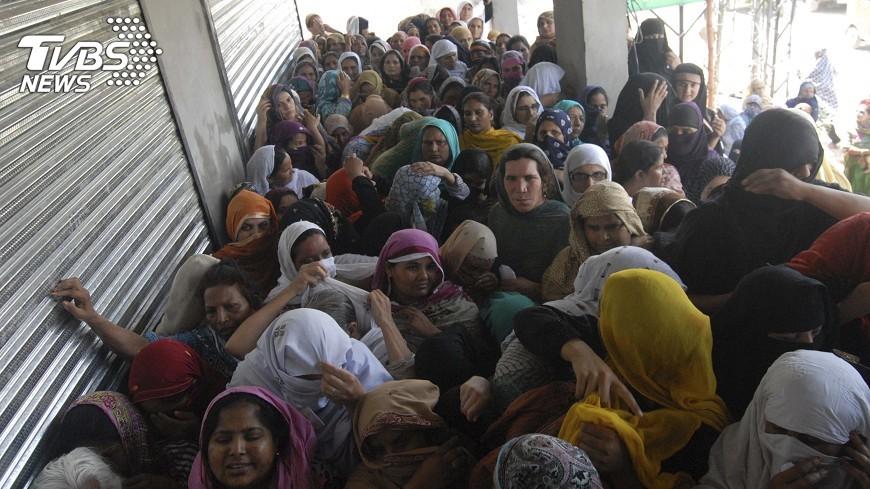 圖/達志影像美聯社 巴基斯坦遭綁陸民涉傳教? 陸:配合調查