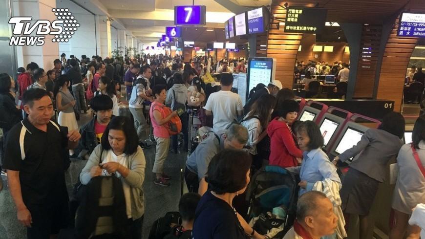 圖/TVBS資料畫面 開放菲國免簽 估107年觀光產值增20億
