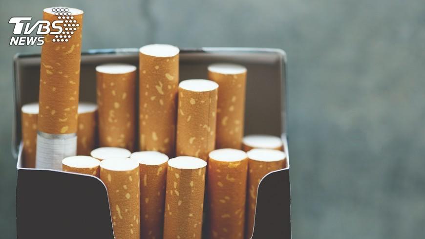 示意圖/TVBS 你要的「菸」安毒藏菸盒交易 遭警識破