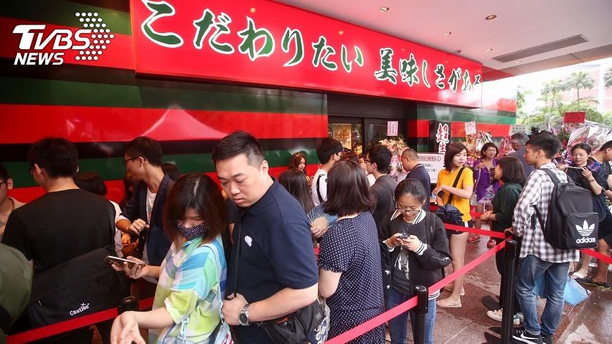圖/TVBS 排隊風潮不間斷!一蘭行銷心法大公開