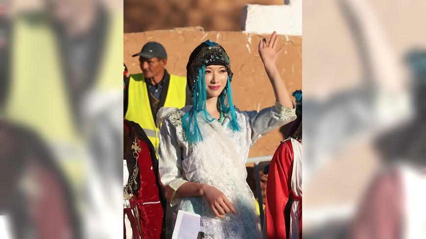 圖/新浪娛樂 林志玲摩洛哥選美錯失后冠  輸給這些人...