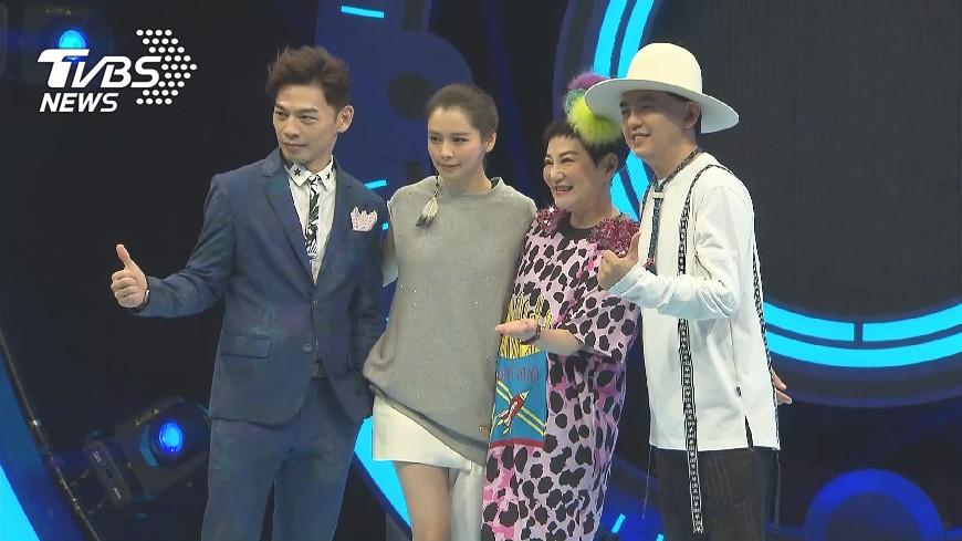 圖/TVBS 張小燕新節目! 「直播+歌唱」每集砸300萬