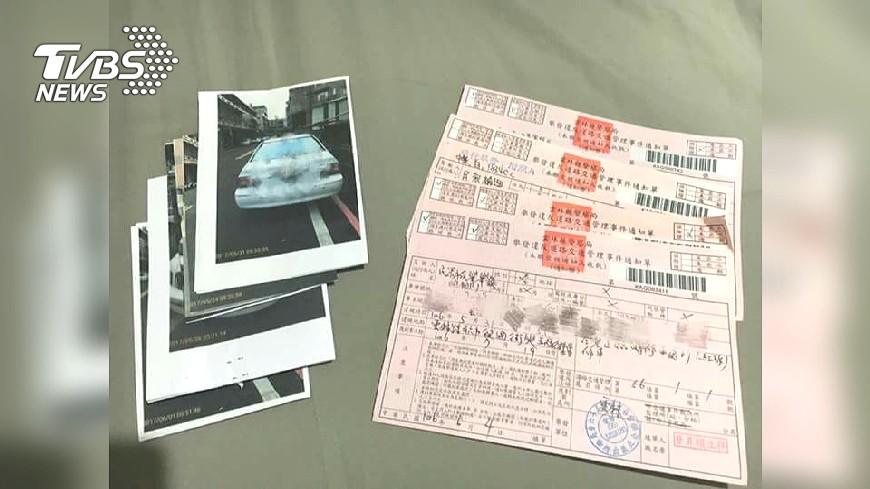 圖/TVBS 北市罰單分期付款 可至4大超商繳納