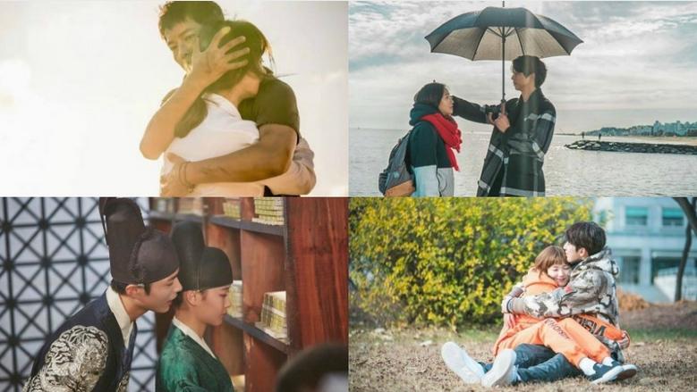 圖/擷取自臉書 韓劇排行榜登場 這些螢幕情侶「吸睛力」就是不一樣!