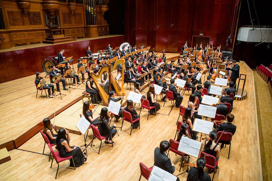 圖/樂興之時管絃樂團提供 管弦樂團招募「微光天使」 用行動讓愛流動