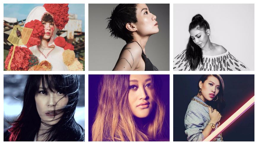 金曲爭鋒/6女將爭最佳國語女歌手 這3人網路聲量最高