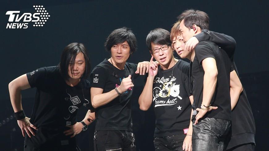圖/達志影像TPG 草東金曲呼聲高 五月天再拚最佳樂團