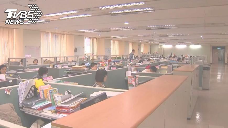 圖/TVBS 近7成上班族曾遭職場霸凌 男性多於女性
