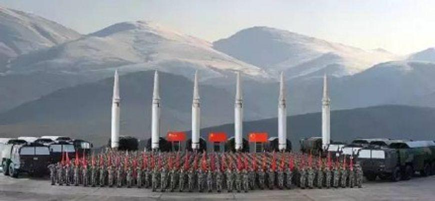 陸徵兵秀「攻台導彈」 國防部:持續戰備