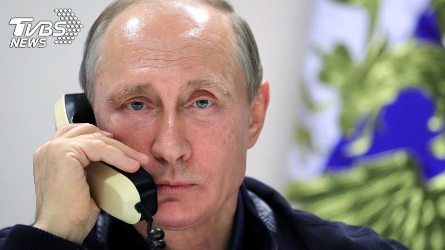 圖/達志影像美聯社 蒲亭走訪克里米亞 烏克蘭譴責侵犯主權