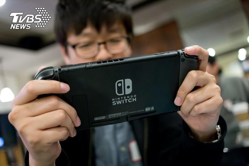 圖/達志影像美聯社 全球Switch賣翻天 任天堂市值「超車」索尼