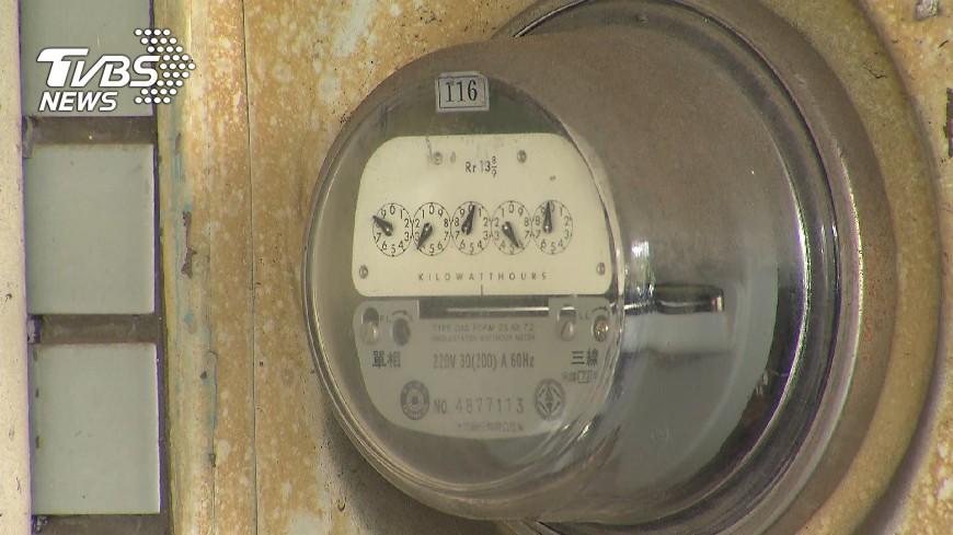 圖/TVBS 用電量刷今年新高 差5.34萬瓩破歷史紀錄