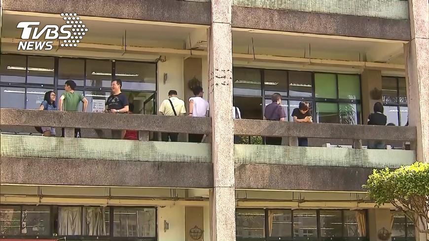 圖/TVBS 技專考招變革 全教總憂倉促實施