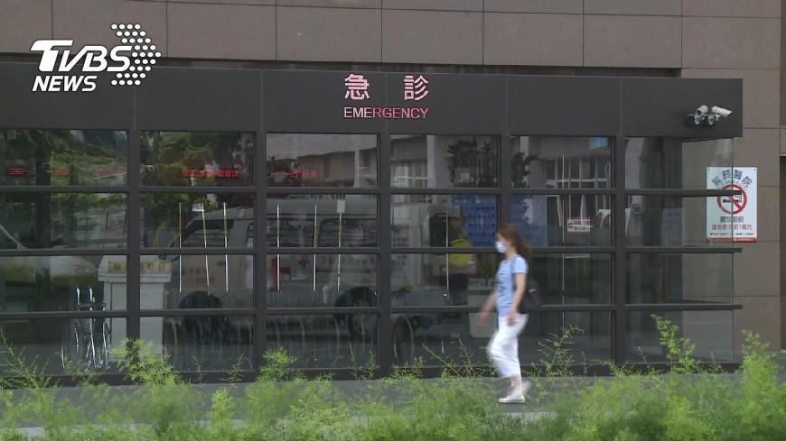 圖/TVBS  還我清白!陳日昌:林口長庚事件是「人的問題」