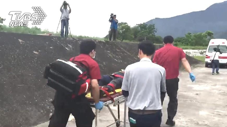 圖/TVBS資料畫面 你們背信忘義!檢討救援挨轟 李明翰槓媒體「不再客氣」