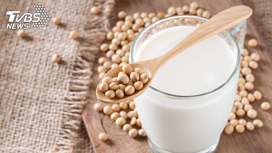 示意圖/TVBS 牛奶還是豆漿 早餐適合喝哪種?