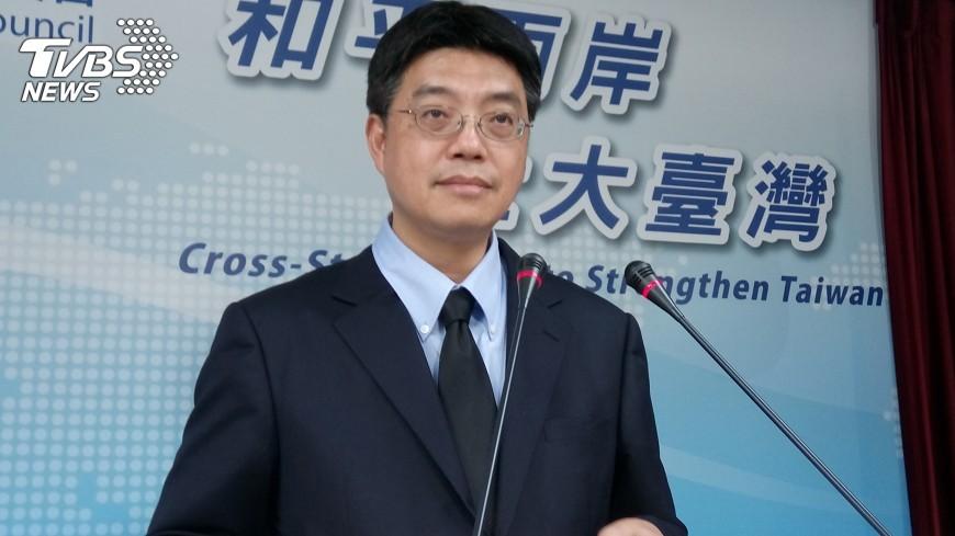 圖/中央社 陸委會副主委訪英 友邦盼兩岸和平穩定