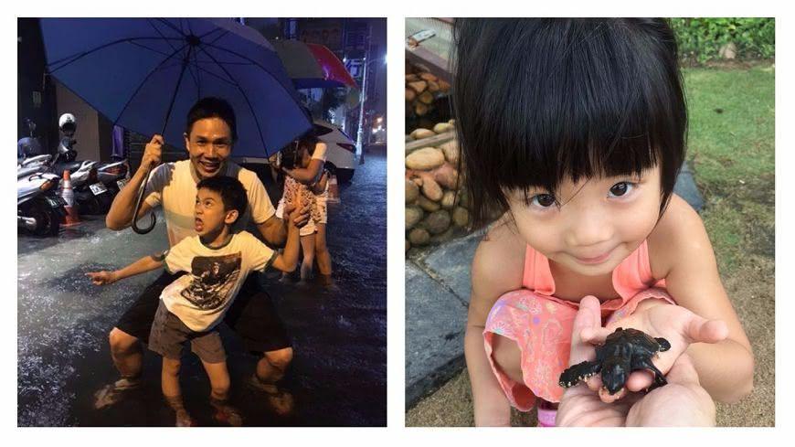 圖/取自李昆霖臉書,下同 小孩暑假「塞滿課程」挨轟虐童!李昆霖駁:他們很快樂