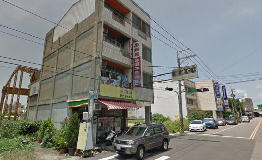呂媽媽在台中后里民生路52號擺攤賣麵,網友號召捧場力挺。圖/Google Map